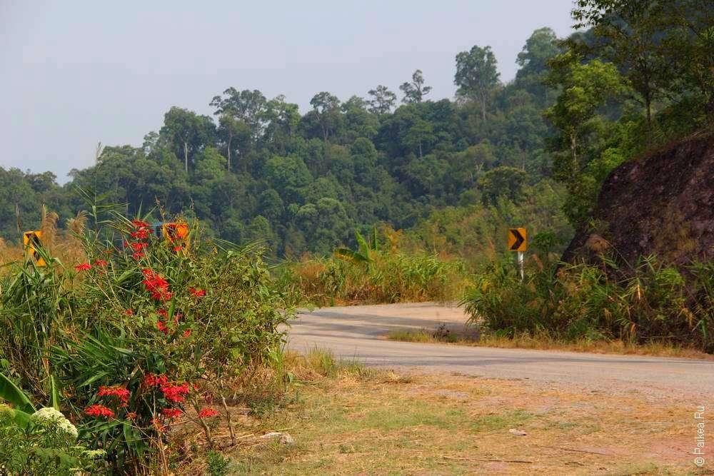 Маршрут по Северному Таиланду Нан