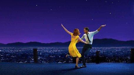 Ла-Ла Ленд танец