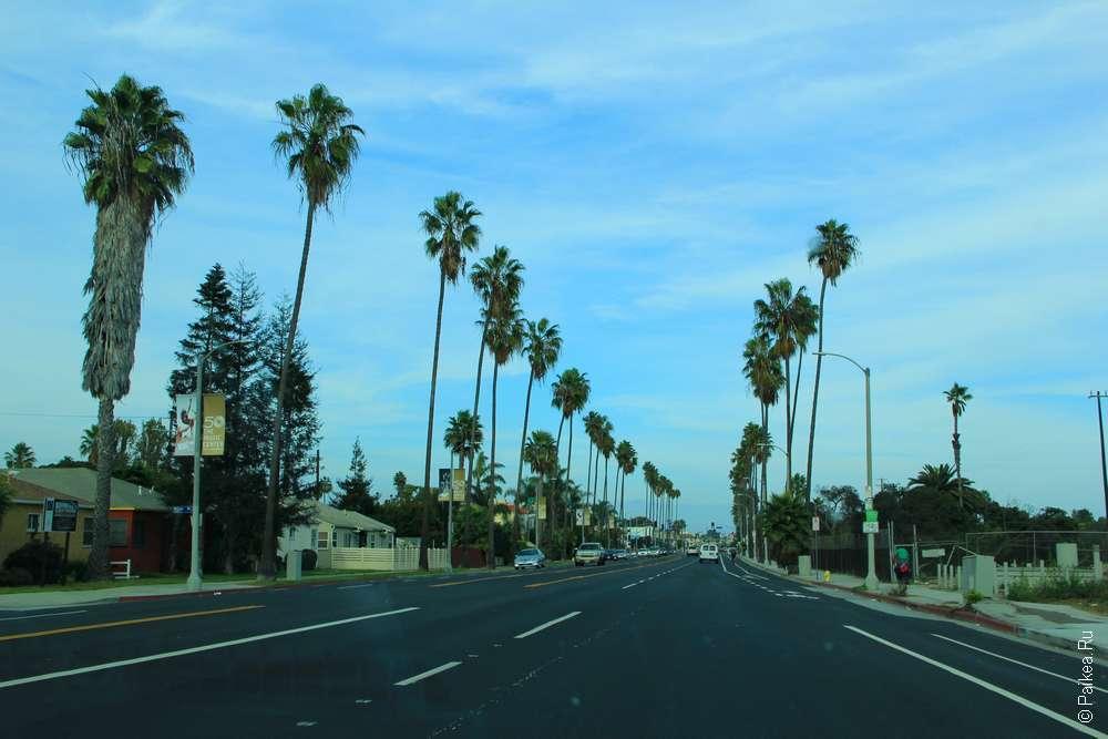 Аренда машины в Лос-Анджелесе, Калифорния, США