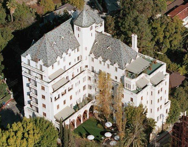 Отель Шато-Мармон 5 звезд в Лос-Анджелесе