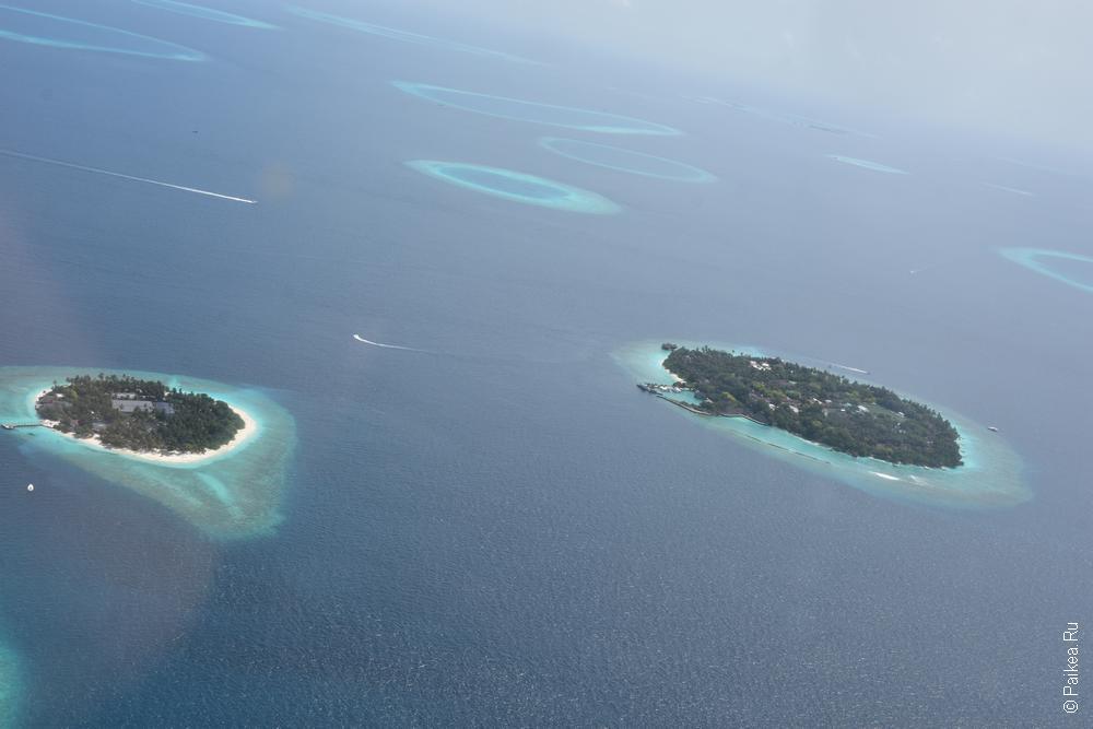 Отдых на Мальдивах цена на двоих