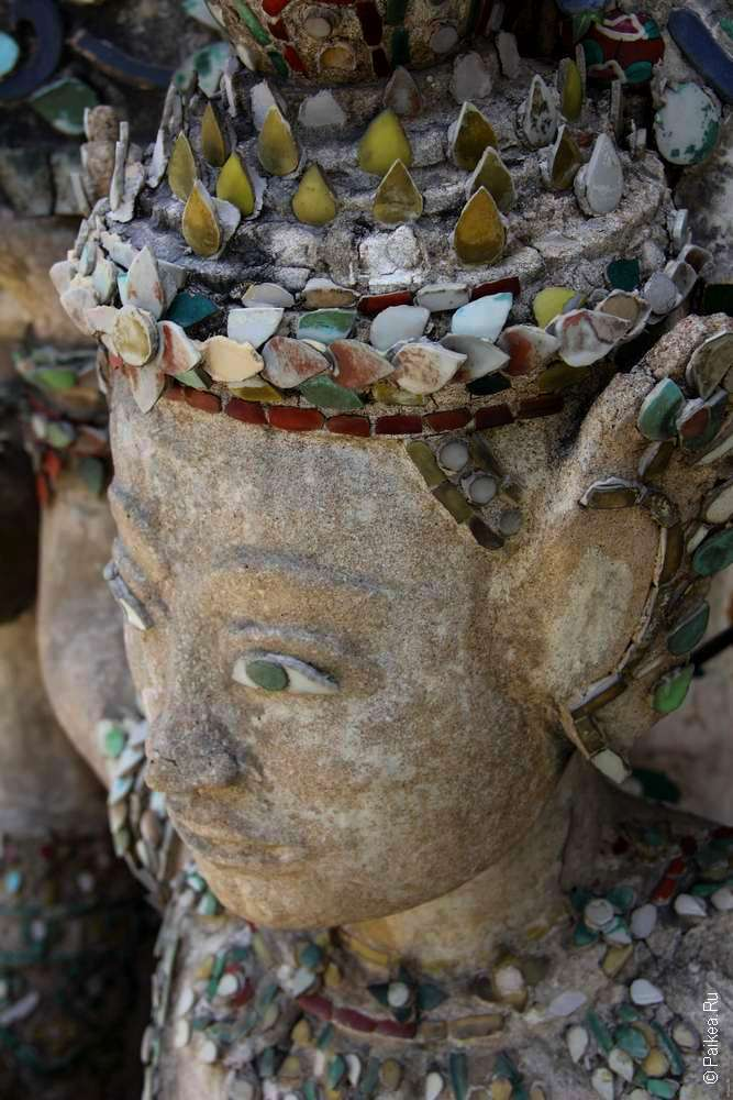 Храм Утренней зари Бангкок, Ват Арун, Таиланд