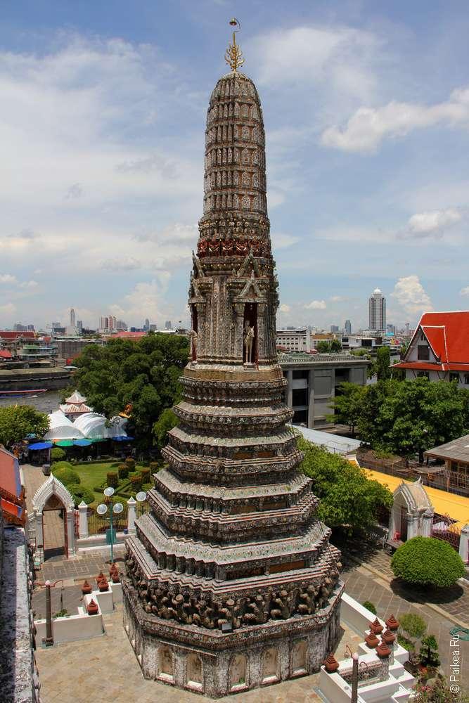 Пранг Ват Арун, Бангкок, Таиланд