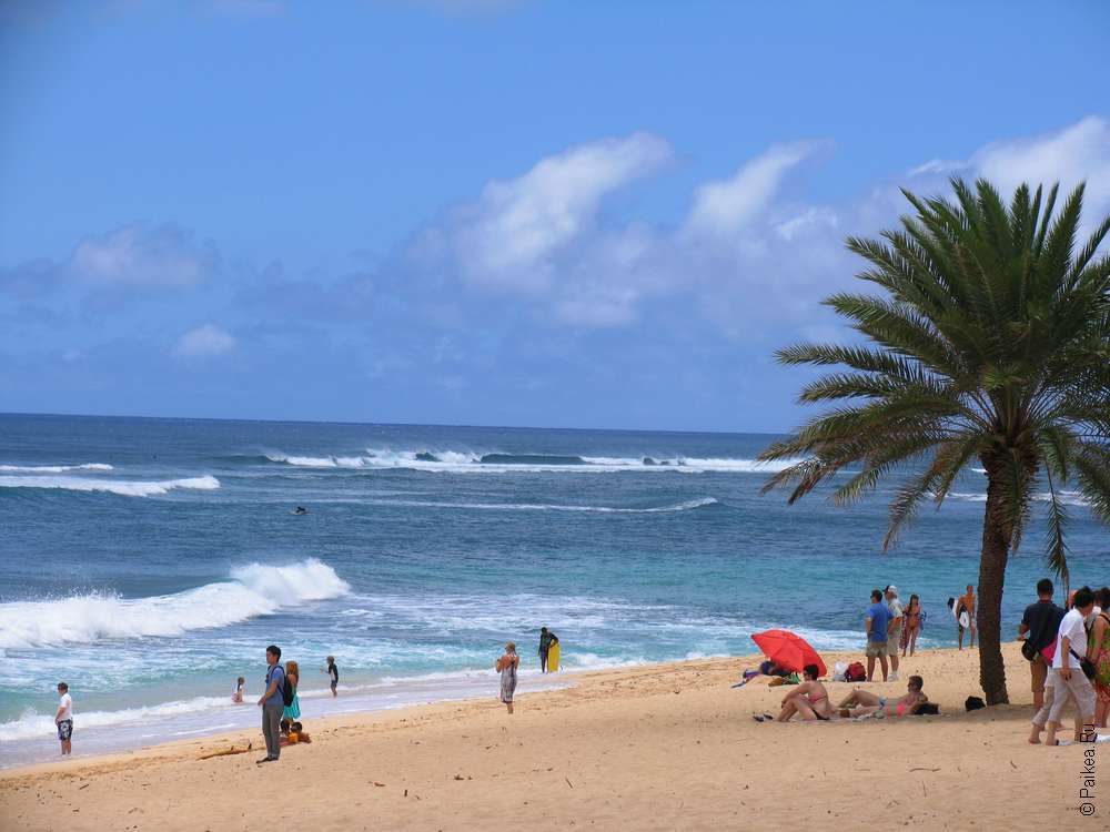 Майами Гавайи пляжи