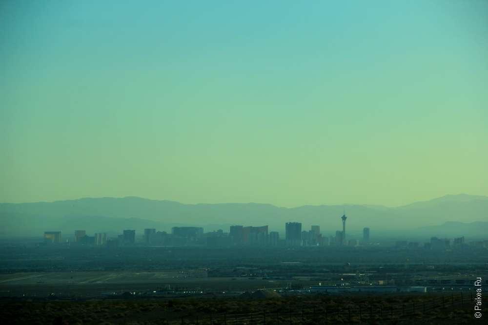 Лас-Вегас история