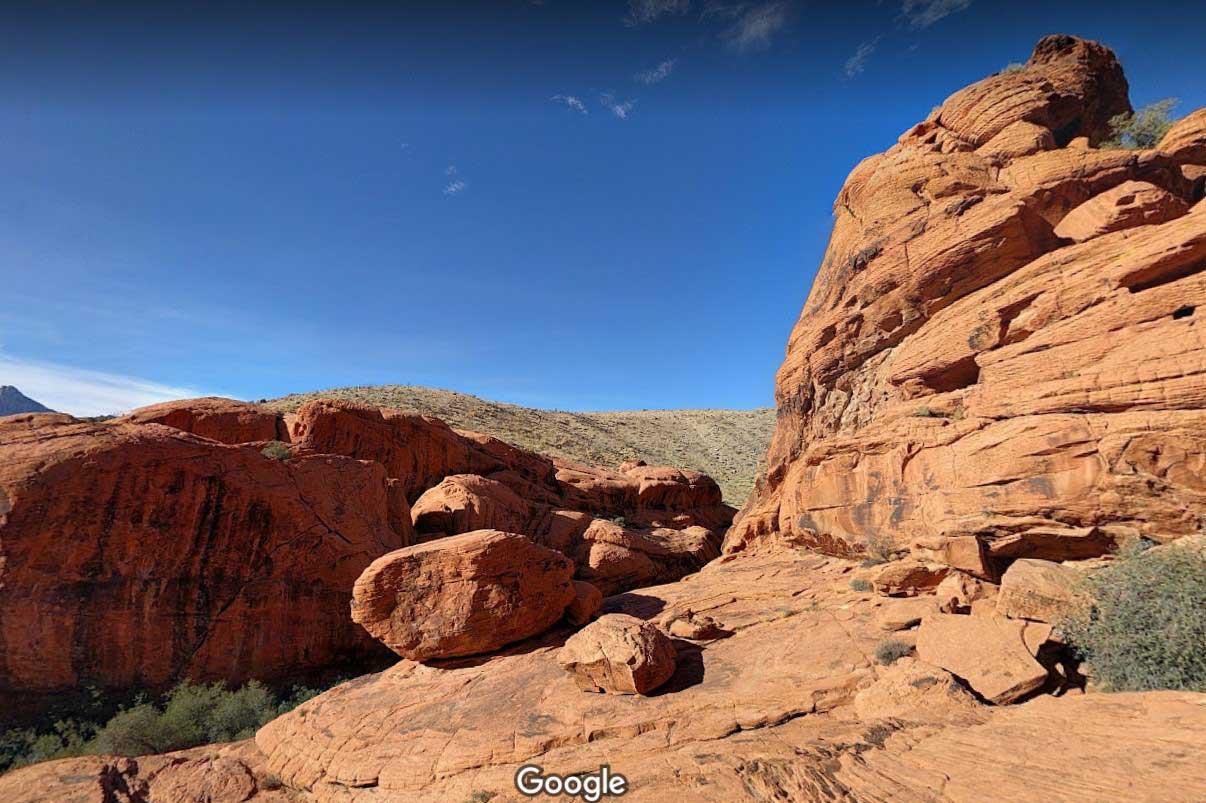 ред рок каньон