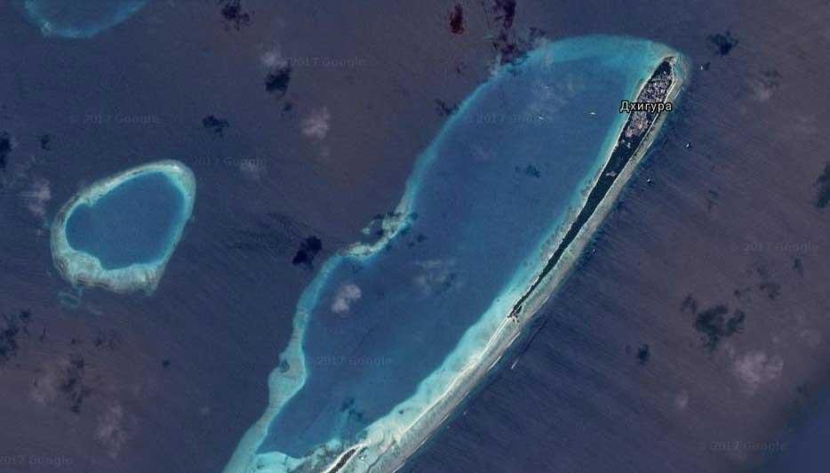 Дигура Мальдивы