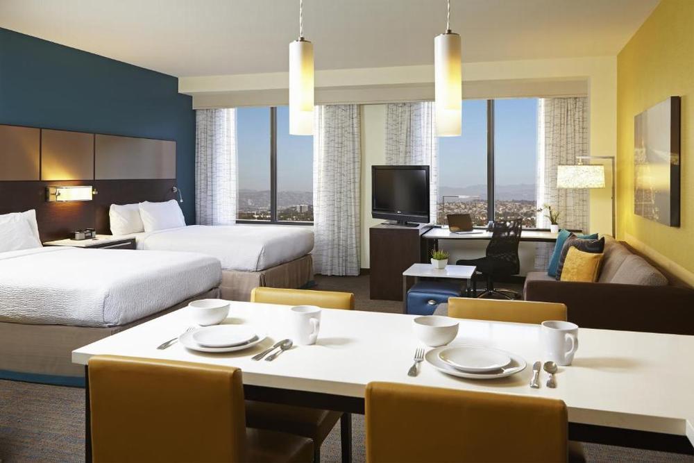 лос анджелес апарт отель