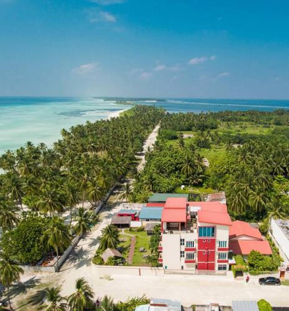 Недорогие острова на Мальдивах Gun