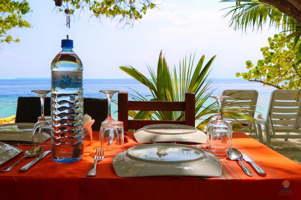 Недорогие острова на Мальдивах 08