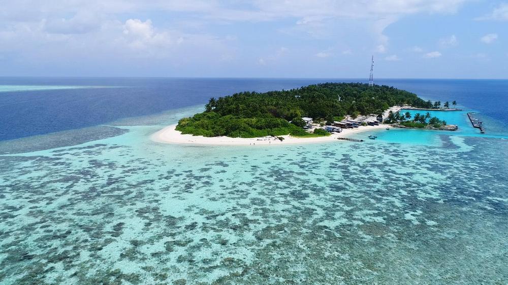 Недорогие острова на Мальдивах 07