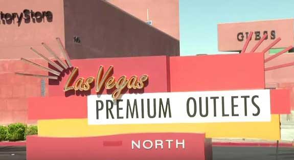 Магазины в Лас-Вегасе