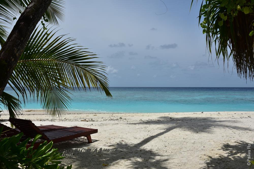 Отдых на Мальдивах с детьми