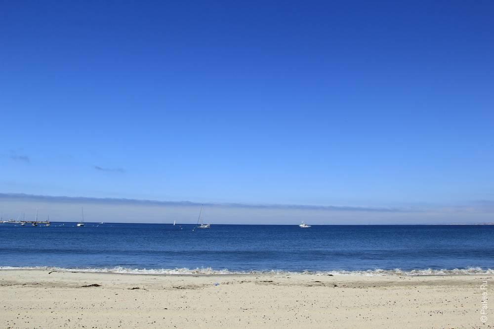 залив монтерей фото