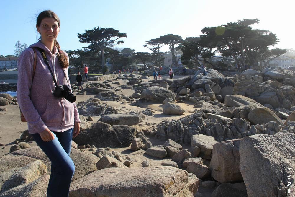 Lover's Point монтерей калифорния