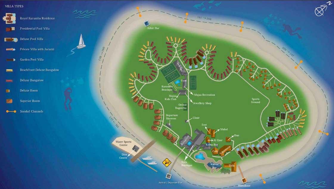 Остров Курумба