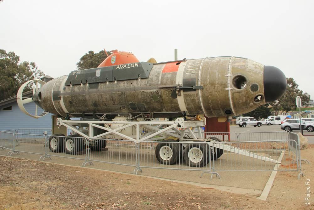подводная лодка Авалон