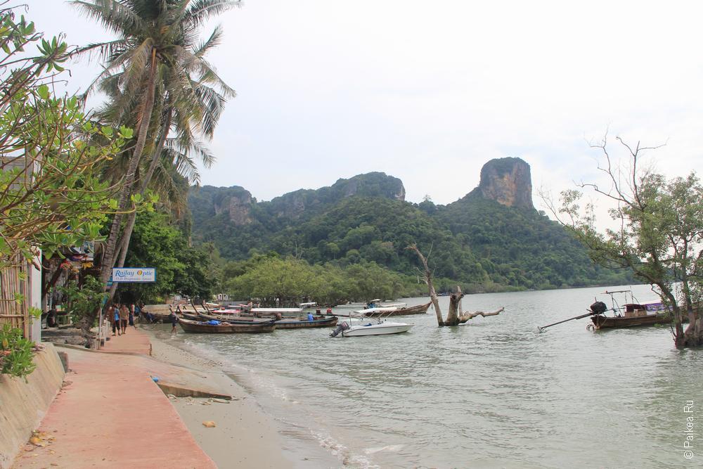 пляж рейли краби таиланд 03