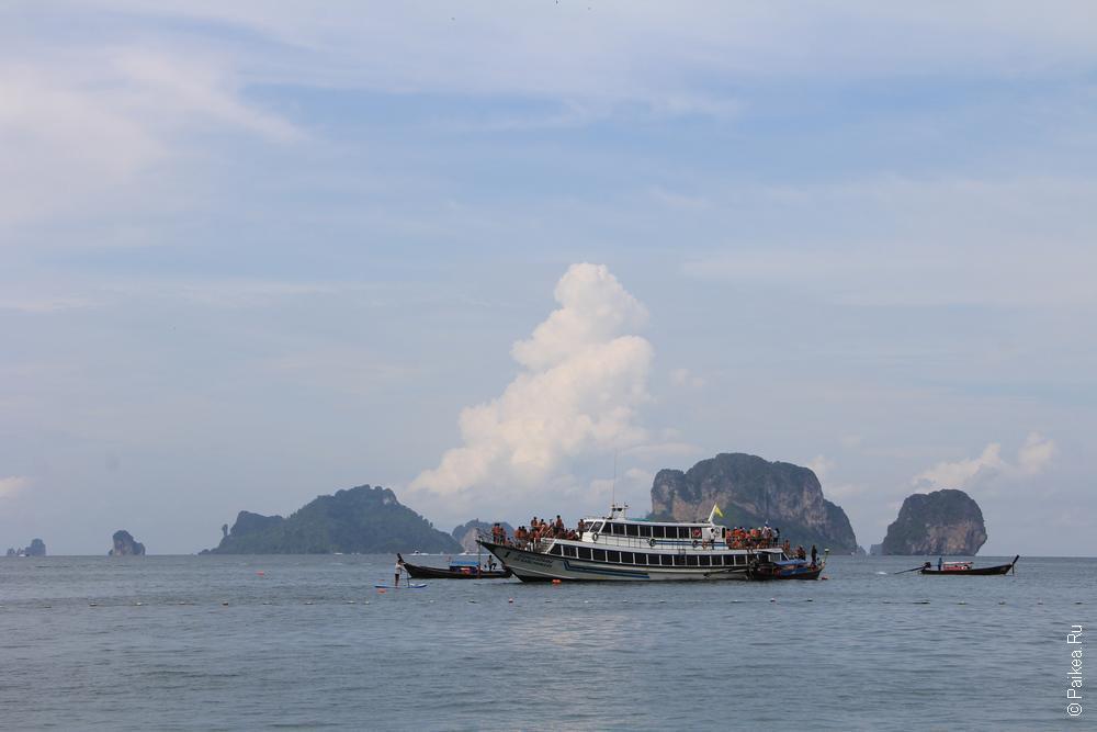 пляж рейли краби таиланд 06
