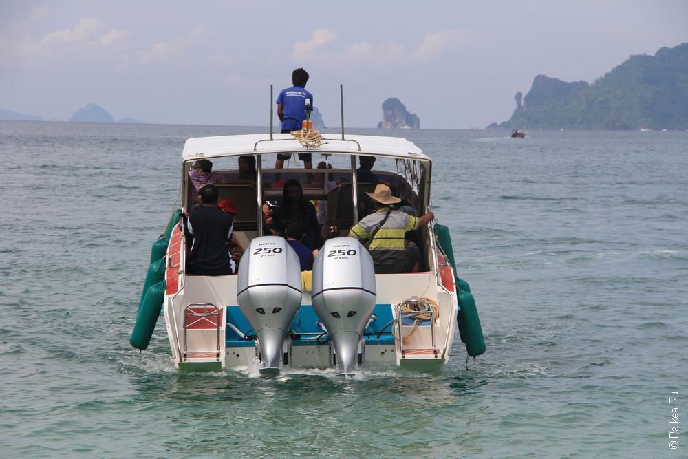 пляж рейли краби таиланд 07