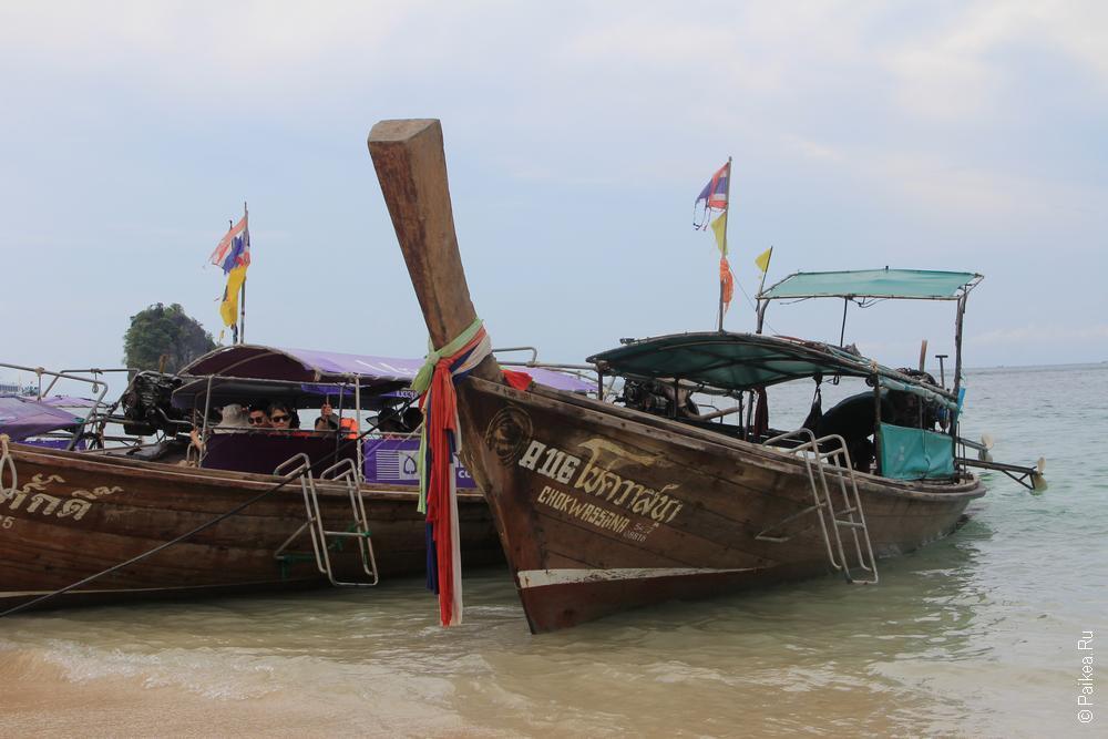 пляж рейли краби таиланд 08