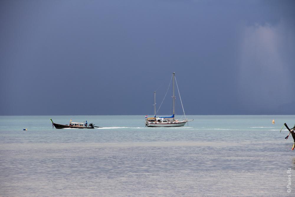 пляж рейли краби таиланд 24