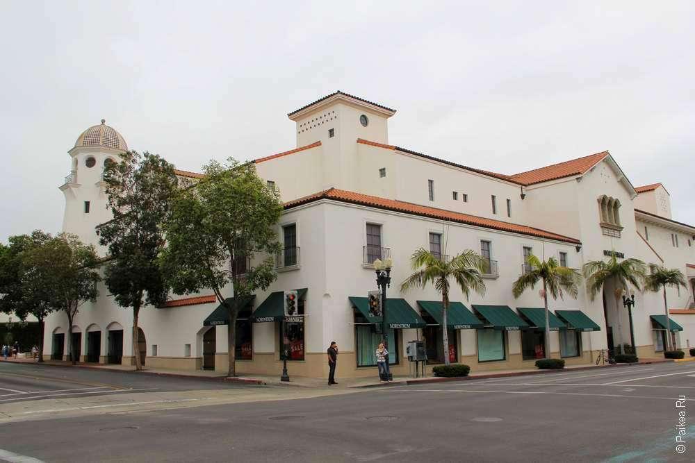 дом в историческом центре Санта-Барбары