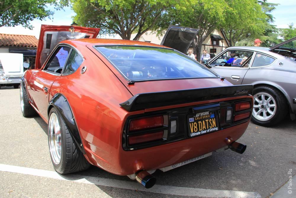 Солванг Калифорния США 24 Solvang Datsun Roadster Classic
