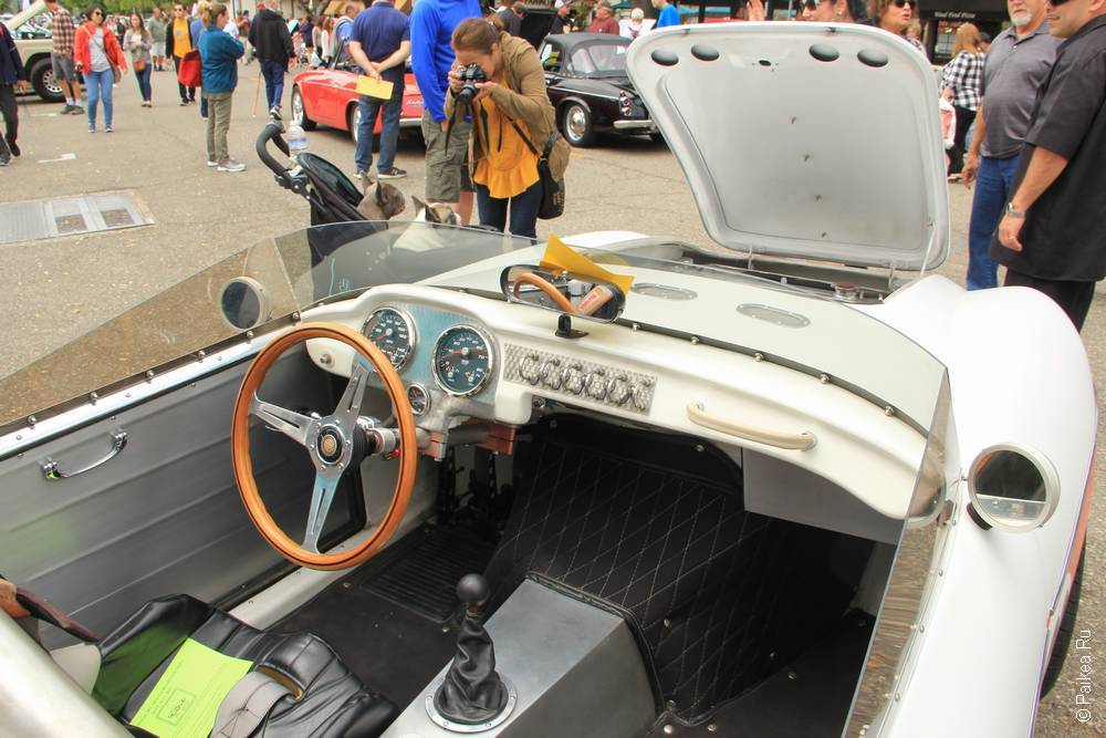 Солванг Калифорния США 36 Solvang Datsun Roadster Classic