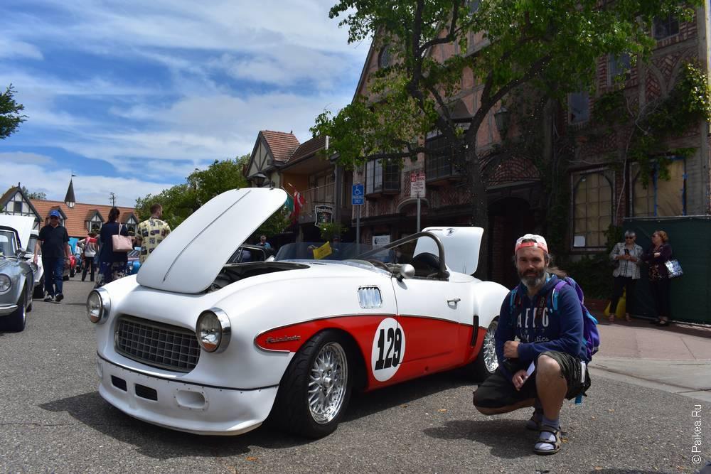 Solvang Datsun Roadster Classic