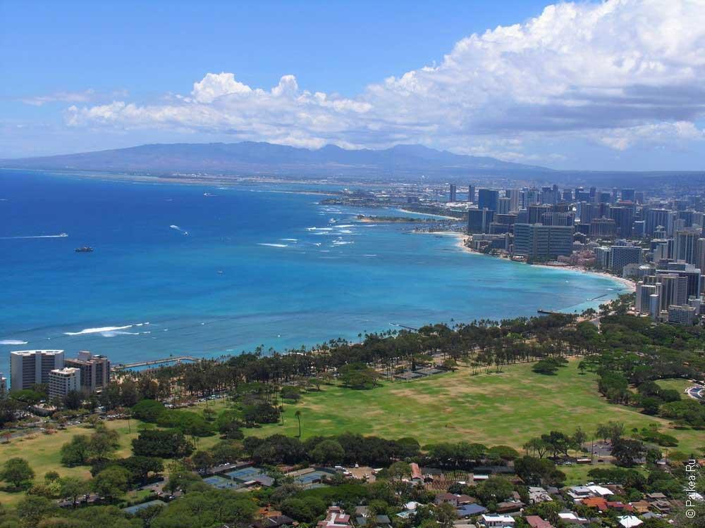Гавайи отдых