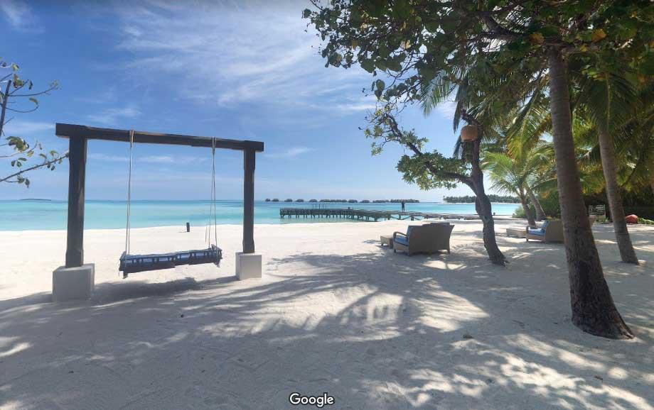 Конрад Мальдивы отель 5 звезд