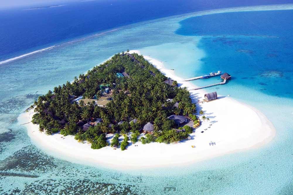 Мальдивы отели Баньян
