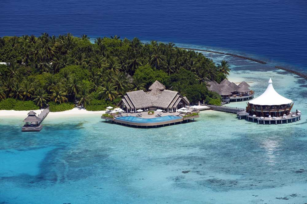 Мальдивы отели Барос