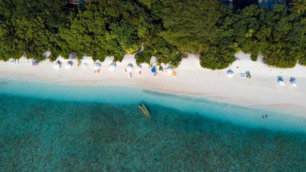 Мальдивы отели Корал Риф