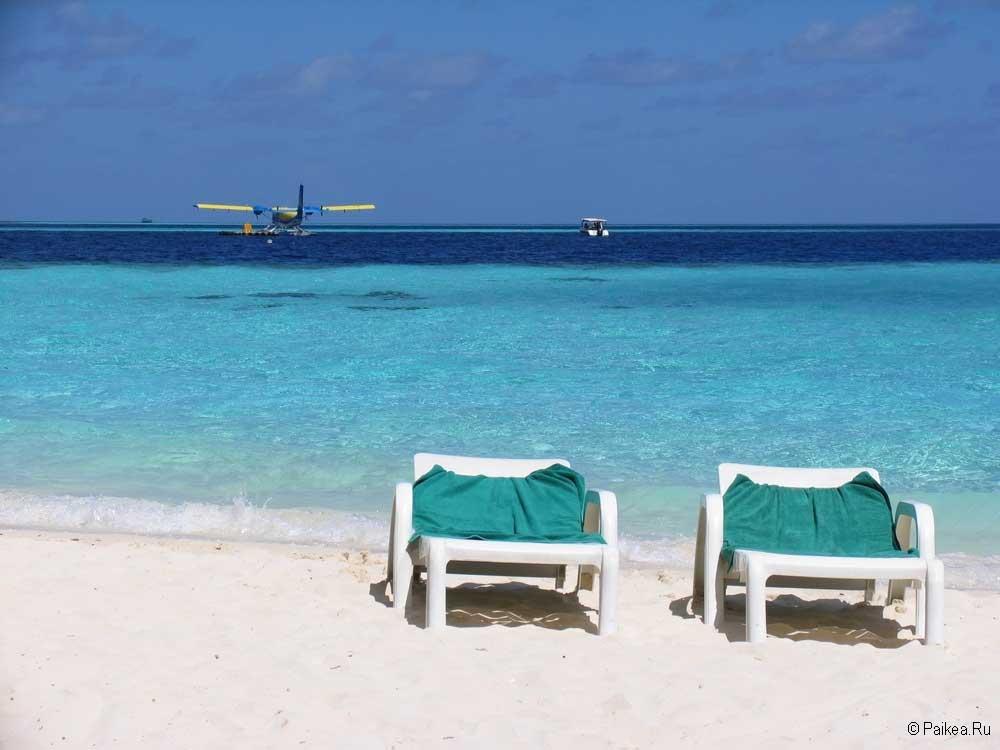 Мальдивы самостоятельно