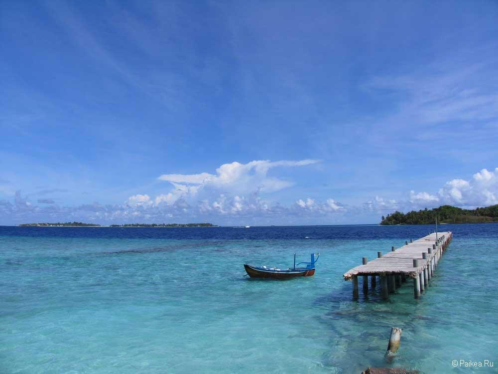 Мальдивы красивое фото