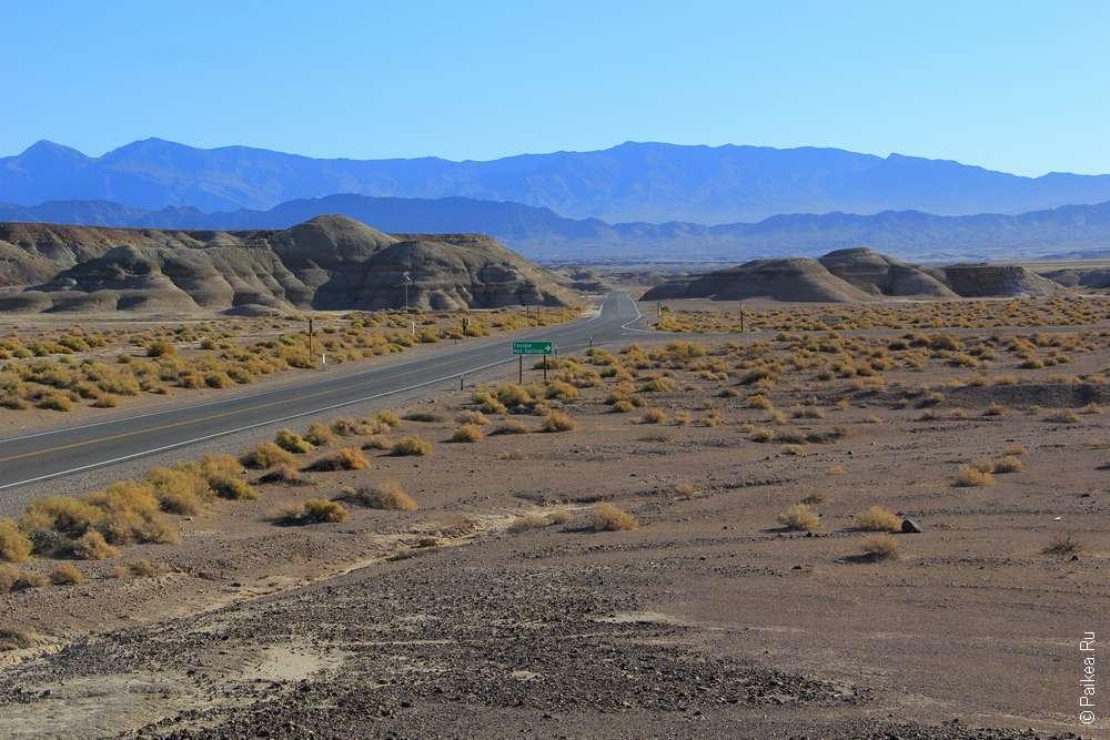 Как добраться в заповедник пустыни Мохаве