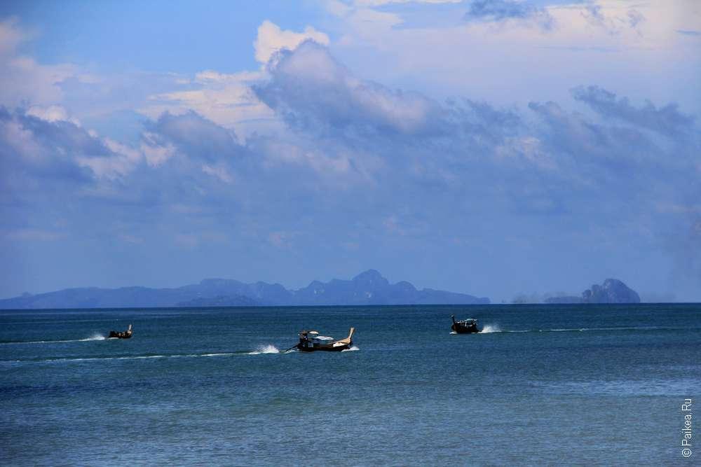Какой пляж в Краби выбрать