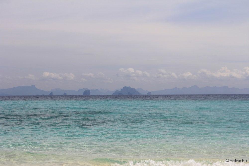 Остров Бамбу в Краби