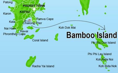 Остров Бамбу Пхукет