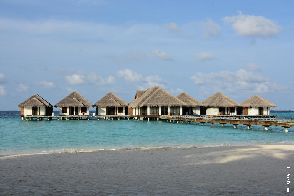 лучшие отели Мальдивы