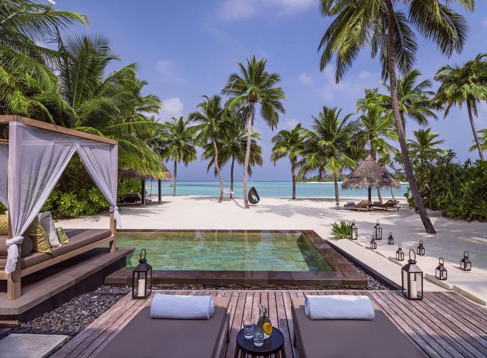 отдых на Мальдивах для молодоженов
