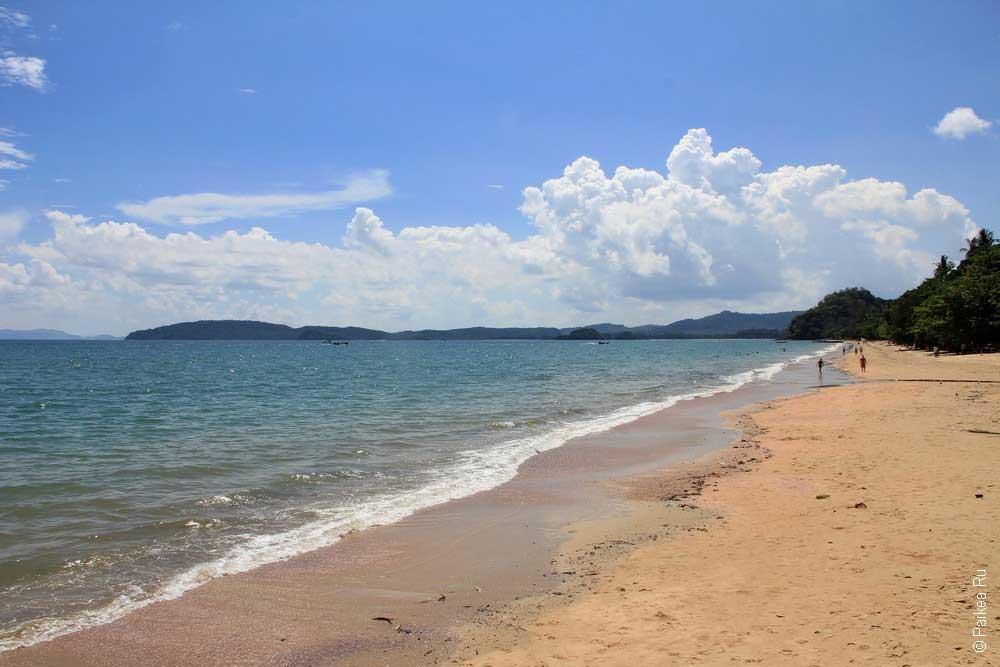 Пляжи Краби - Ао Нанг