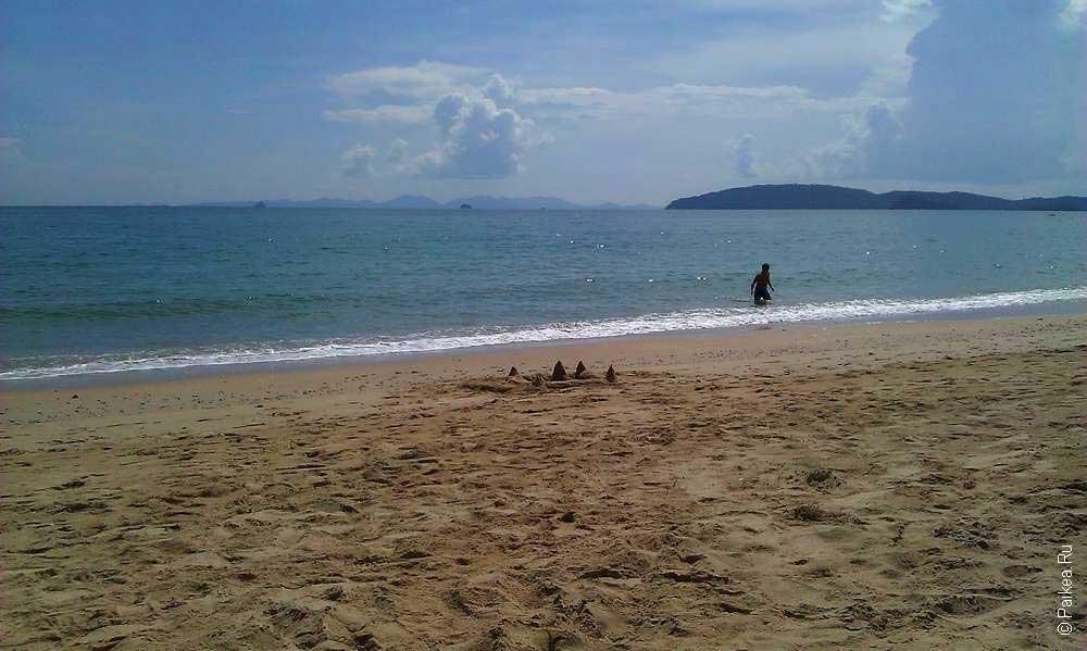Пляж Краби фото
