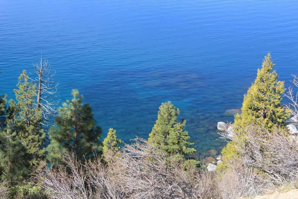 озеро тахо вода