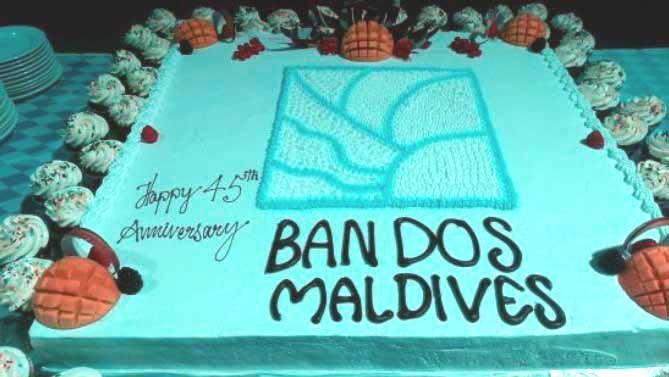 Бандос Мальдивы