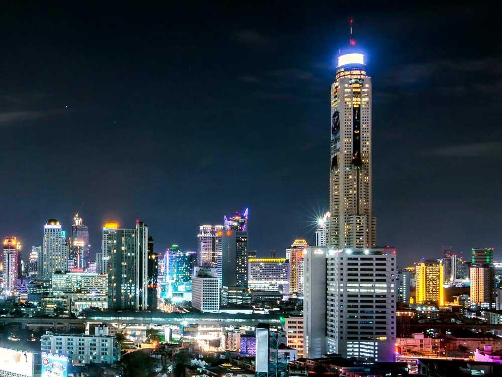 бангкок отель байок скай