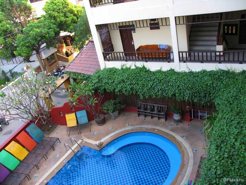 отель в чанг мае
