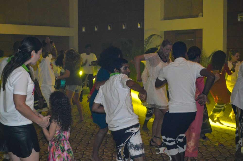 Курумба Мальдивы вечеринка